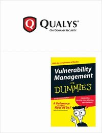 Get all the Facts and See How to Implement a Successful Vulnerability Management Program.