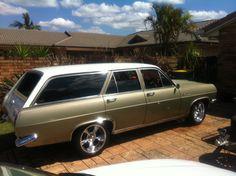 Holden HR Premier 1968.