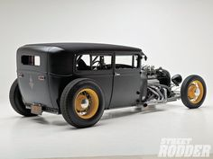 ford a 1929  hot rod