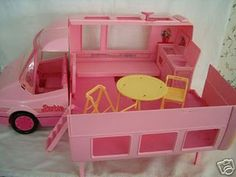 Barbie Camper - had this one too!!