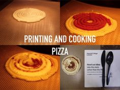 3ders.org - The F3D 3D printer doesn't just print pizza, but also cooks it in less than 20 minutes | 3D Printer News & 3D Printing News