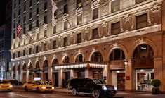Paramount Hotel, New York http://suitcasemag.com/2014/04/03/hotel-review-paramount-hotel-new-york/