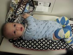 Traveling with Cloth Diapers (packing, air travel, washing away from home, etc.) #clothdiapers