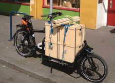 cargo bullitt bike