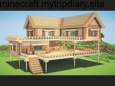 Modern Minecraft Houses, Minecraft House Plans, Minecraft Houses Survival, Minecraft House Tutorials, Minecraft Houses Blueprints, Minecraft Room, Minecraft House Designs, Minecraft Architecture, Minecraft Crafts