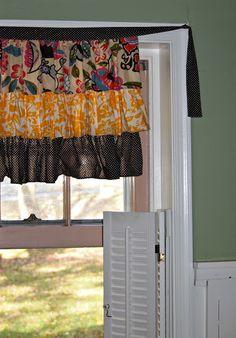 24 Best Diy Window Valances Images Window Swags Window
