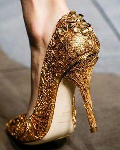 Vintage Deco Bride Shoe – Beautiful