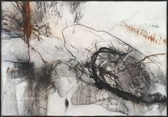 Yearning, 2015, oil, acrylic, charcoal, blood and soil on canvas, 200 x 285 cm © Sophie Cape