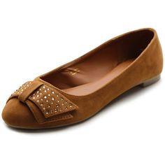 Ollio Women's Ballet Shoe Soft Cute Accent Flat >>> You can find out more details at the link of the image. Ballet Feet, Ballet Shoes, Discount Designer Shoes, Flat Sandals, Flat Shoes, Women's Shoes, Brown Flats, Ladies Dress Design, Cute Shoes