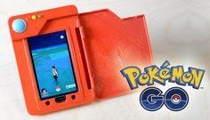 Pokémon GO: esta increíble funda convierte tu smartphone en una pokédex