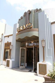 New Elias & Company store at Disneyland California Adventure's Buena Vista Street    www.facebook.com/tiaratravels