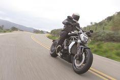 Ensaio Ducati X  Diavel