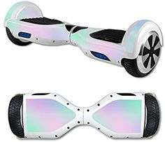 MightySkins Skin Compatible with Self Balancing Mini Scooter Hover Board - Cotton Candy Girly Things, Cool Things To Buy, Roller Skate Shoes, Roller Skating, Cute Headphones, Penny Skateboard, Accessoires Iphone, Birthday List, Toys For Girls