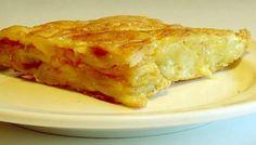 Ομελέτα φούρνου με πατάτες, λουκάνικο και τυρί - Flashnews.gr