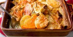 Savory Squash And Sweet Potato Gratin - Not Your Typical Cheesy Casserole - Page 2 of 2 - Recipe Roost