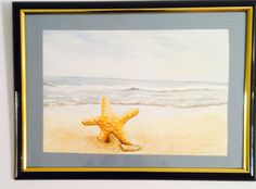 Starfish, beach