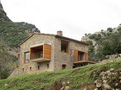 Habitações translation missing: pt.style.habitações.campestre por Arcadi Pla i Masmiquel Arquitecte
