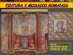 Análisi estilístico iconográfico de la pintura y el mosaico romano