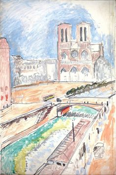 Henri Matisse (French, 1869–1954) Notre-Dame, 1914 Oil on canvas; 57 7/8 x 38 9/16 in. (147 x 98 cm) Kunstmuseum Solothurn, Dübi-Müller-Stiftung, Switzerland