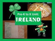 PreK-K Unit: Ireland