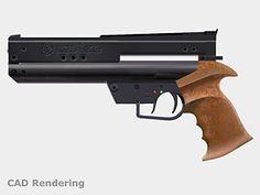 Kueng Airguns - Magnum Pistol.