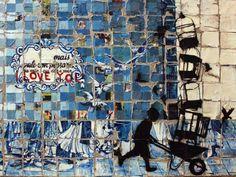 Manuela Pimentel: de muren hebben oren | Saudades de Portugal