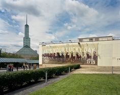 Portland Meadows Billboards & Buses / The Official Manufacturing Company