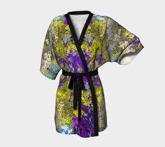 01142 Kimono Robe by designsbyjaffe on Etsy