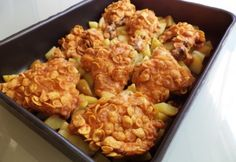 Good Food, Yummy Food, Cauliflower, Macaroni And Cheese, Chicken, Vegetables, Ethnic Recipes, Food, Rezepte