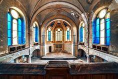 Deserted Sanctuary XI by AbandonedZone on @DeviantArt