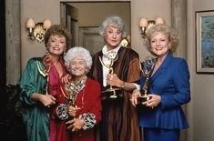 The Golden Girls. So funny and ahead of their time - brilliant acting, great writing, and amazing timing.