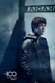 Christopher Larkin as (Monty) #The100