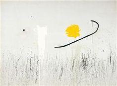 Hope of a Condemned Man III, Joan Miro 1974