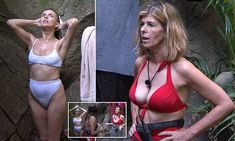 I'm A Celeb's Kate Garraway, showcases her two stone weight loss Susanna Reid Legs, Kate Galloway, Sexy Older Women, Sexy Women, Ian Wright, Toned Stomach, Celebrity Bodies, Look Older, Stone Weight