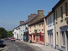 Killala  Cill Ala cloictheach, Ireland
