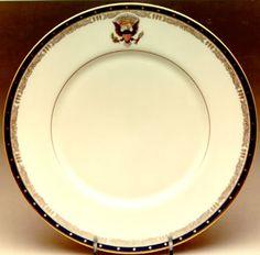 Roosevelt White House China...