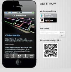 ClubeMobile - O seu Clube sobre Mobilidade na Internet. Baixe nosso aplicativo de notícias