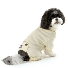 Cozy Thermal Dog Pajamas Small Blue from PET RAGEOUS DESIGNS    $9.09   BuyDogSweaters.com