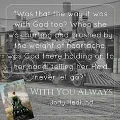 Bookworm Mama: With You Always - Orphan Train Book 1 - Jody Hedlund