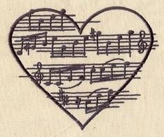 Moonlight Sonata - in a heart - Urban Threads machine embroidery pattern!