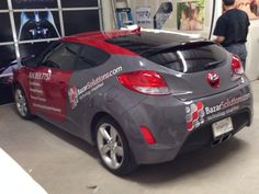 Vehicle wrap Delta Signs and Designs Lubbock.