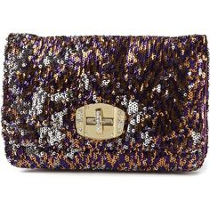 Night Market Sequin Embellished Cross Body Bag and other apparel, accessories and trends. Browse and shop related looks.