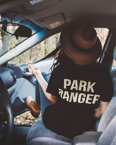 The Parks Apparel presents our exclusive Park Ranger Unisex Tee Become a Parks Apparel Park Ranger and receive this free shirt when you spend $85 or more November 21st through December 5th (eligible o