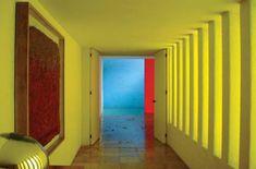 Minimalist Architect Luis Barragan House Interior