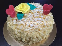 Torta Mimosa all'Ananas     http://www.latavolozzadeisapori.it/ricette/torta-mimosa-allananas