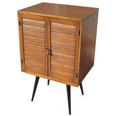 Small Planner Group Cabinet by Paul McCobb for Winchendon Furniture   From a unique collection of antique and modern cabinets at https://www.1stdibs.com/furniture/storage-case-pieces/cabinets/