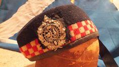Scottish Argyll and Sutherland Highlanders Officers Glengarry