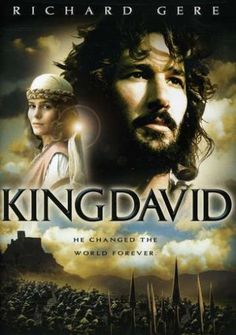 King David (1985) This is a movie about the life of Israel's king David. Richard Gere, Edward Woodward, Alice Krige...TS Christian