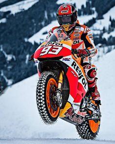 Roket Motocross — with at the. Marc Marquez, Racing Motorcycles, Motorcycle Bike, Gp Moto, Motorbike Leathers, Bike Pic, Honda Bikes, Bike Seat, Super Bikes