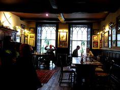 A sweet English pub